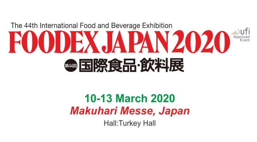 Foodex Japan 2020 *************postponed********