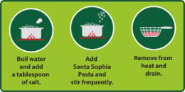 Whole Wheat Spagetti