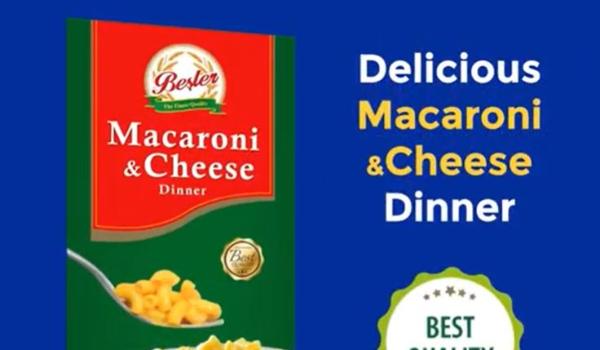 Beşler Macaroni&Cheese