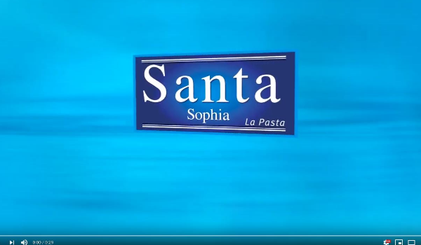 Santa Sophia in its new packaging
